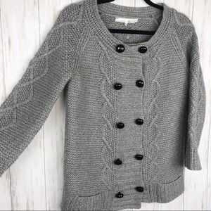 3.1 Phillip Lim chunky knit sweater
